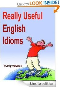 "Cover of ""Really Useful English Idioms"" Kindle edition"