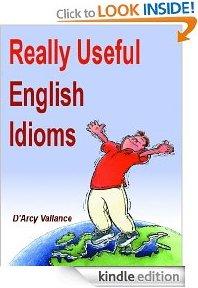 "Cover of ""Really Useful English Idioms"" Kindle edition"